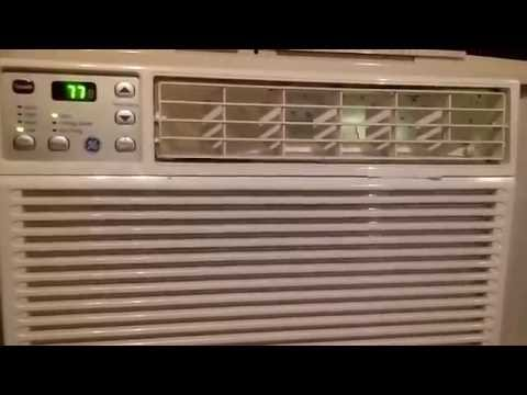 How to install window A.C. in RV