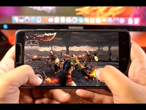 Get GOD OF WAR For Free On Any Android Device   2017 With Gameplay