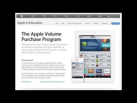 Apple Educational Discount Program