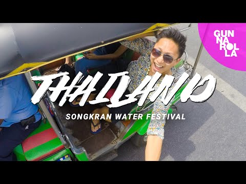 Songkran: Thailand's Epic New Year Water Festival