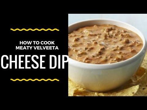 How To Make Nacho Cheese Dip