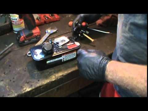 repairing a briggs and stratton mower that runs rich