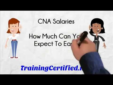 CNA Salaries - How Much Do Nursing Assistants Make?