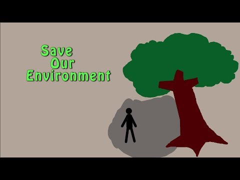 Save Our Environment पर्यावरण बचाओ