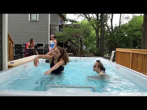Endless Pools® Swim Spas