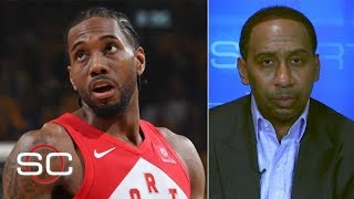 Kawhi joining the Lakers would be unfair, but I don't see it happening - Stephen A.   SportsCenter