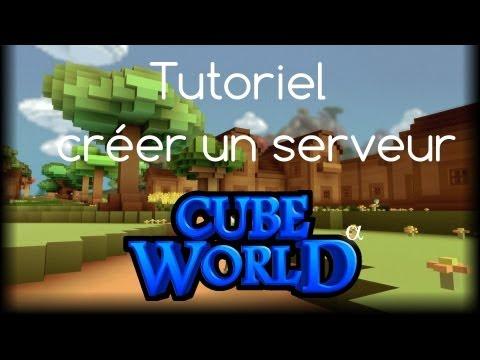 [TUTO] | Créer un serveur Cube World avec Hamachi