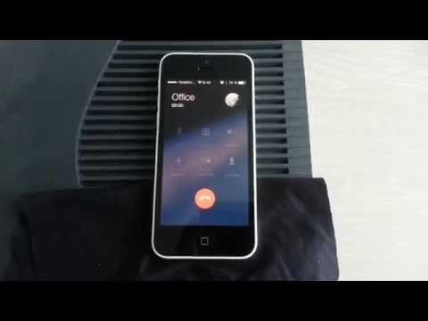 answering delay iphone 5/5c/5s IOS 8.x.x