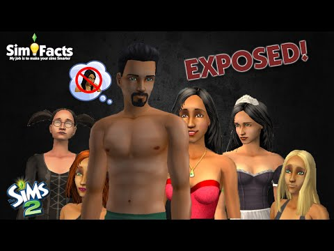 SimFacts: Don Lothario EXPOSED (The Sims 2)