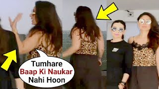 Kareena Kapoor Rude Behaviour Towards Media When Asked For Selfies