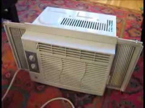 How to Setup a New Window AC Unit