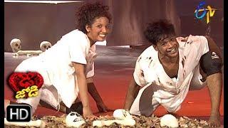 Subhash and Mansi Performance | Dhee Jodi | 17th July 2019   | ETV Telugu