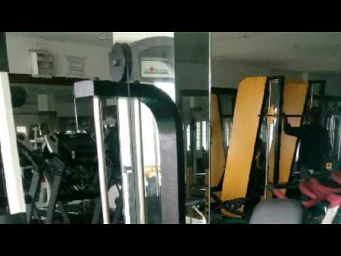 Anson sports gym equipment