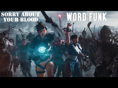Word Funk #201: Sorry About Your Blood