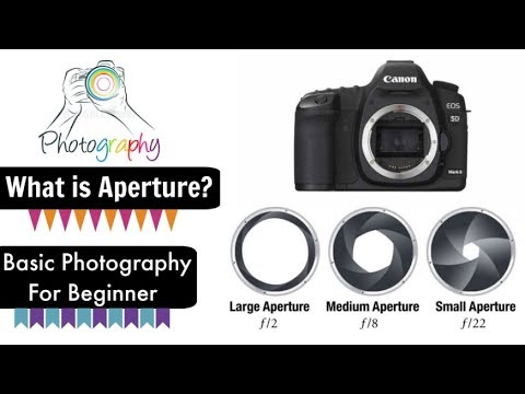 What is Aperture? Basic Photography For Beginner - Bangla Tutorial