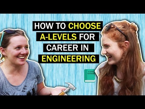 How to Choose A Level Subjects for Career in Engineering | ft. Anna Ploszajski