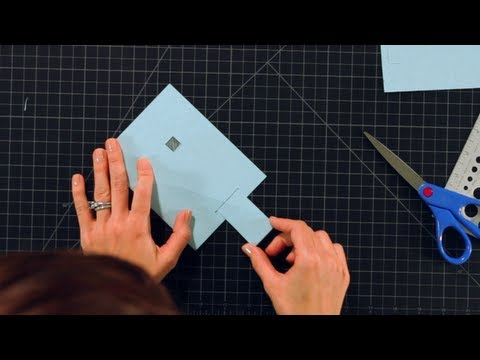 How to Make a Pull Tab | Pop-Up Cards