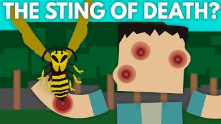 Download This Strange Sting Dissolves Your Skin Video