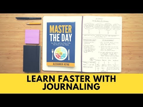 How to Journal: Learn Faster and Remember What You Read