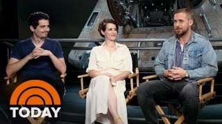 Ryan Gosling, Claire Foy And Damien Chazelle Talk 'First Man' | TODAY