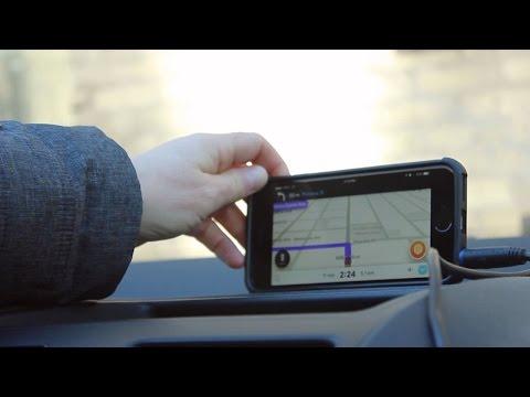 Waze Navigation App Overview