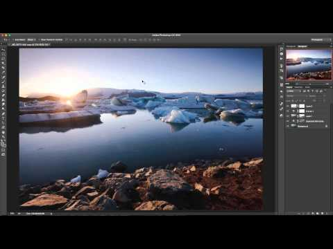 How to save a photo in srgb in Photoshop and Lightroom