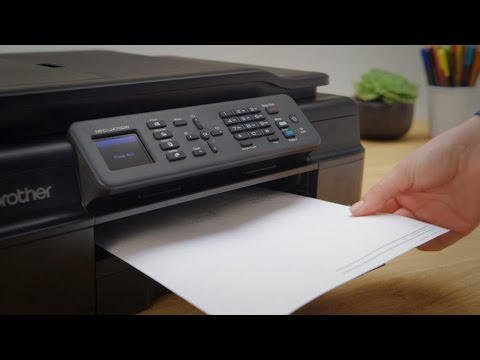 How to reset the WIFI connection on your Brother printer