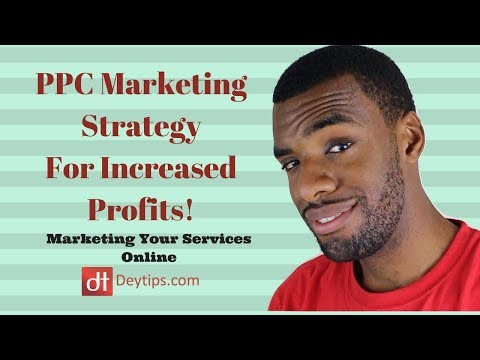 Google Adwords & A Pay Per Click Marketing Strategy
