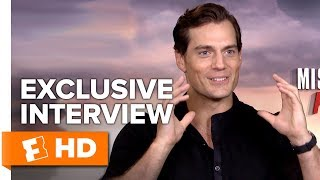 Henry Cavill Says Tom Cruise Did