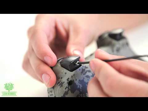 PS3 modded controller trigger stops GENIUSMODS