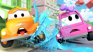 Bezaubernde Suzy  - Tom der Abschleppwagen in Car City 🚗 Cartoons für Kinder