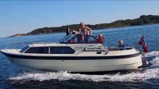 Båt sommeren 2016