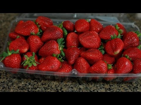 Best Way To Pick Strawberries