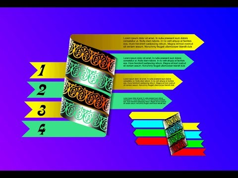 Vector Banner Design in CorelDraw x7 best tutorial with AS GRAPHICS