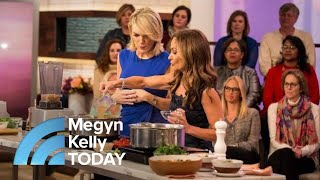 Joy Bauer Shares 6 Foods To Eat To Live A Longer Life | Megyn Kelly TODAY