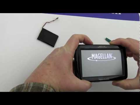 How to Replace Your Magellan RoadMate 2055 Battery