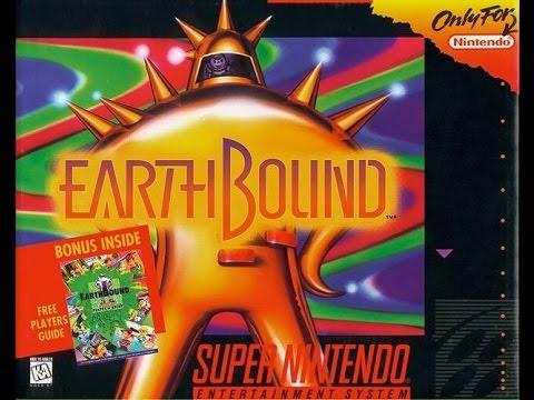 EarthBound Video Walkthrough 1/3