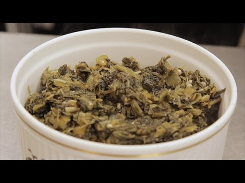 Columbus Neighborhoods: Web Exclusive - A Family Recipe for Southern-Style Cooked Greens