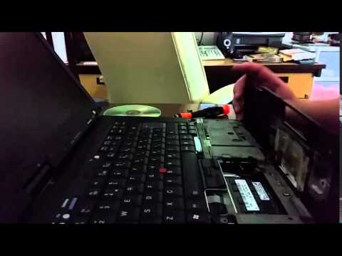 Upgrading RAM in the ThinkPad R61