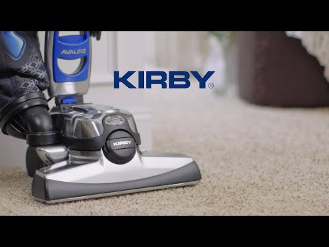 How to put a kirby vacuum together