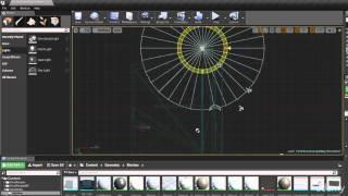 UE4 уроки - 5 - Parallax и light portal