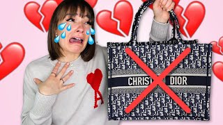 Why I SOLD My Dior Small Book Tote & Why I REGRET Buying One! *WATCH BEFORE YOU BUY*