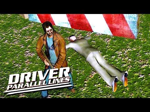 Driver: Parallel Lines - Gameplay Walkthrough - Mission #27: Bishop
