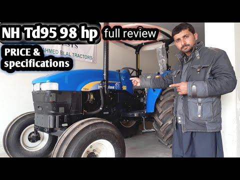 NEW Holland Td95 98 hp PRICE and specifications   FULL REVIEW 2019