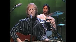 """Tom Petty, """"A Face in the Crowd,"""" on Late Night, February 1, 1990"""