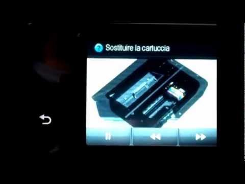 Sostituzione Cartucce HP Photosmart 5520 - ink cartridges