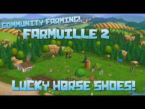 Farmville 2! Lucky Horse Shoes! - Episode #51