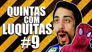 CURA DA DEPRESSÃO - QUINTAS COM LUQUITAS #9