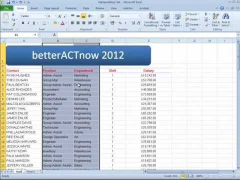 How to Convert UPPER CASE Letters to Title Case in Excel- betteractnow training