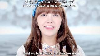 Apink - Nonono MV [English subs + Romanization + Hangul] HD